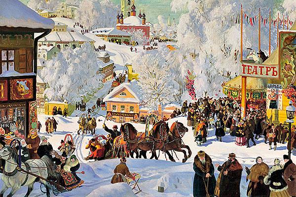 Рождество Христово и Святки. Что такое святки.